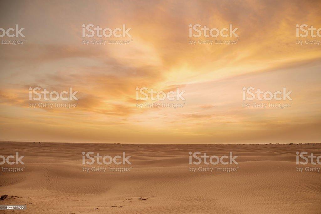 Desert Wolkengebilde – Foto