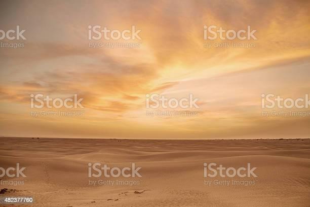 Photo of Desert cloudscape