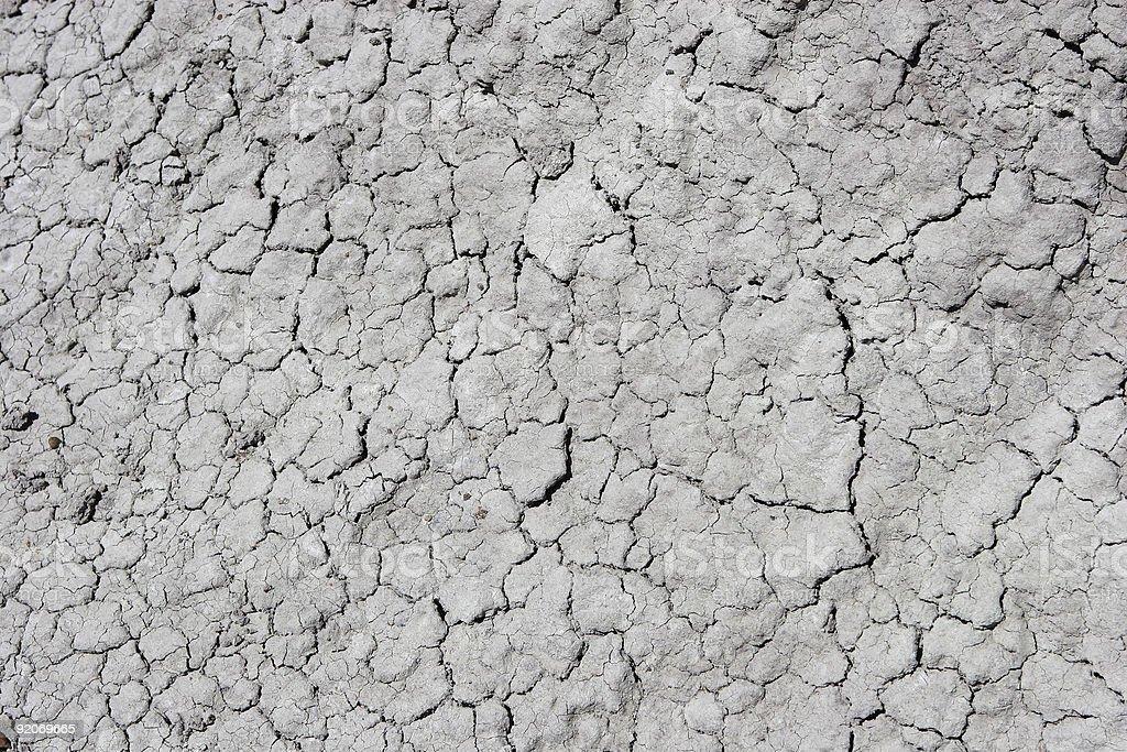 desert crackle texture background stock photo