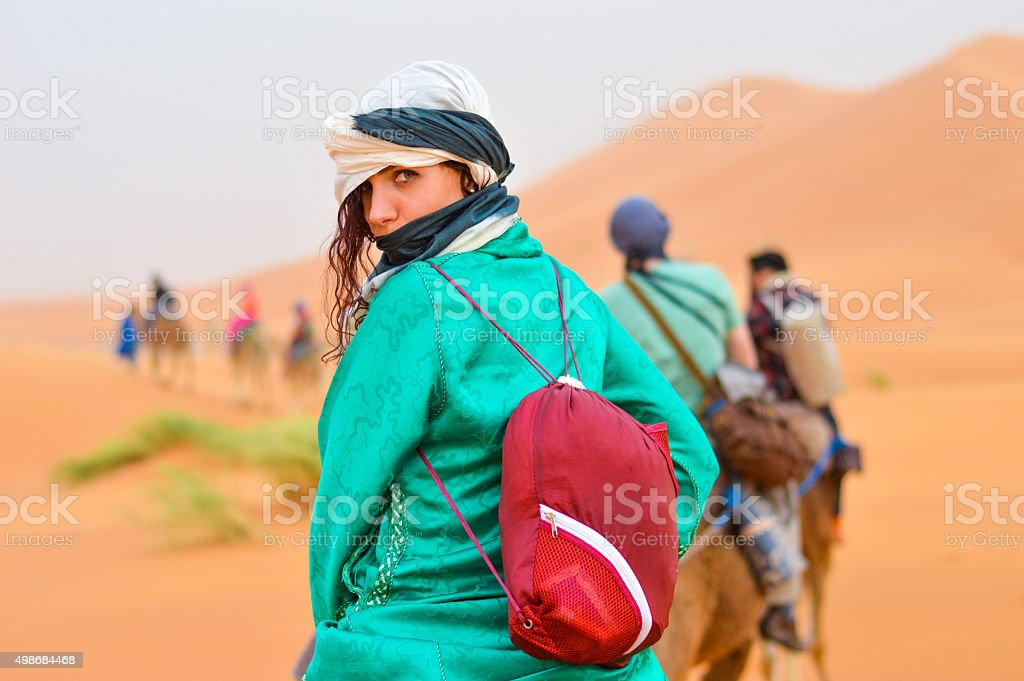 Desert desire! stock photo