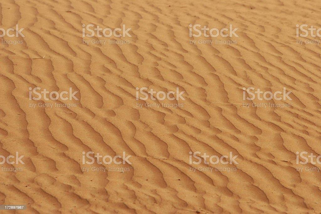 Desert Dunes royalty-free stock photo