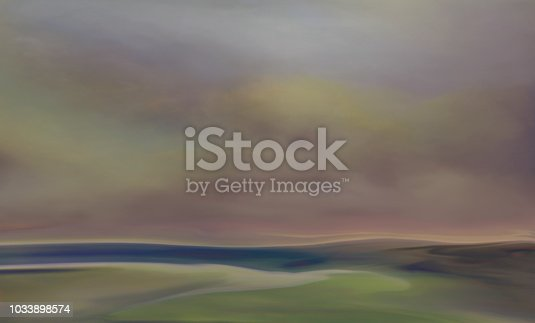 istock Desert fantasy 1033898574