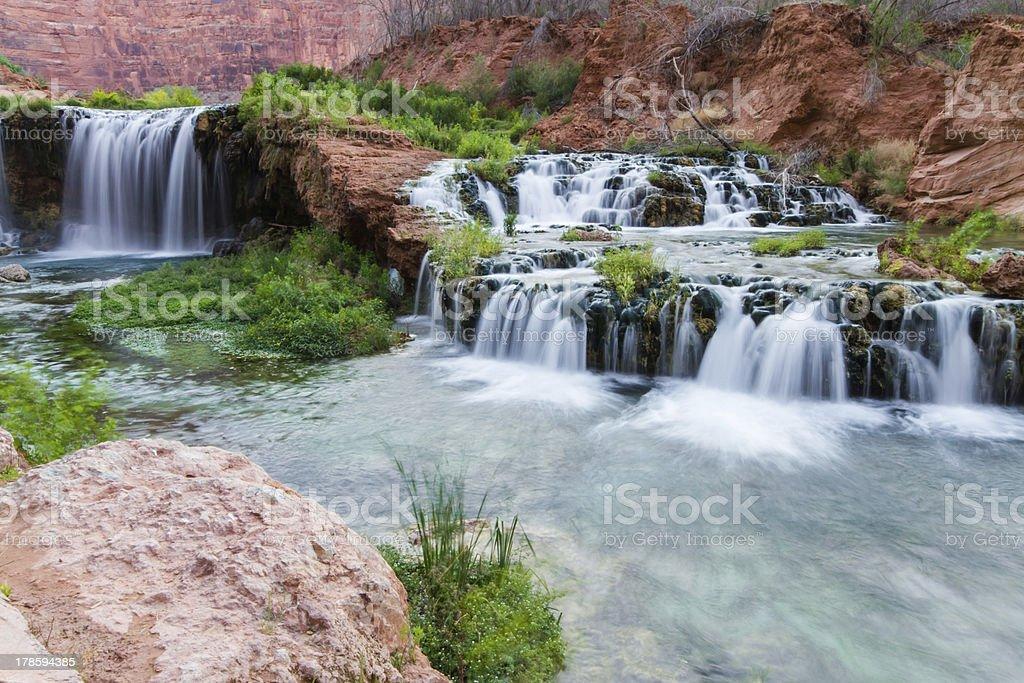 Desert Flow stock photo