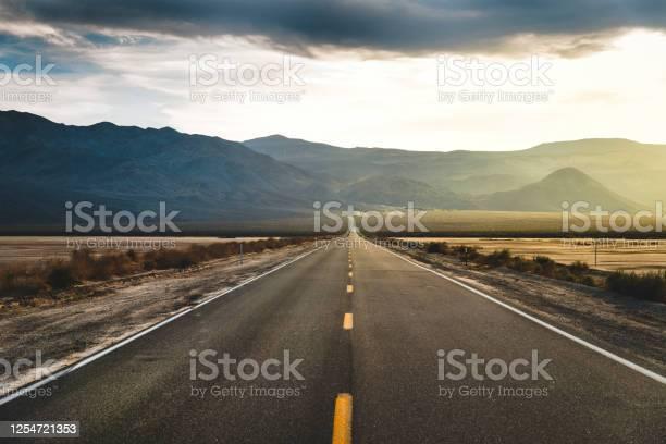 Photo of Desert Highway Death Valley