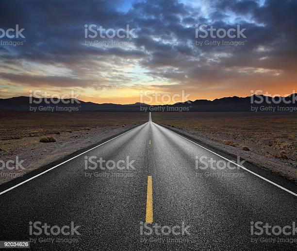 Photo of Desert Highway