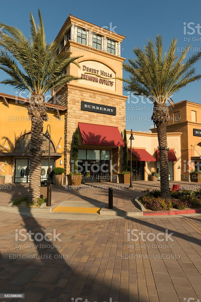 Desert Hills Premium Outlets Stock Photo Download Image Now Istock