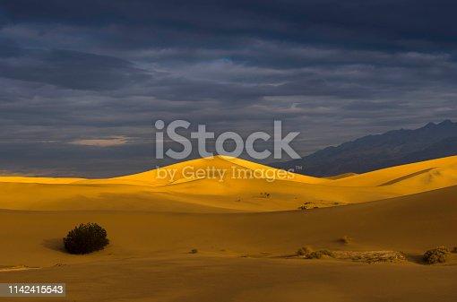 California, USA, Desert, Sand, Death Valley National Park