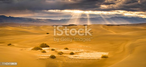 California, USA, Desert, Sand, Death Valley National Park