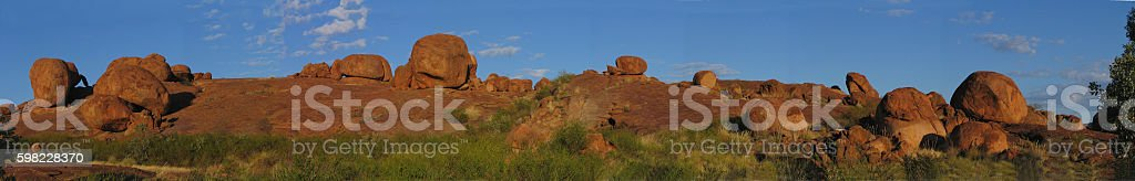 Desert Marbles foto royalty-free