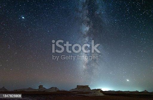 istock Desert milky Way 1347825909