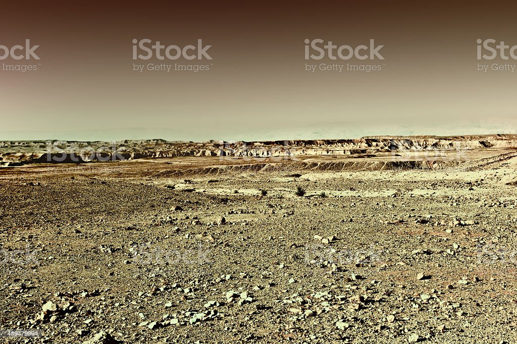 Desert stock photo