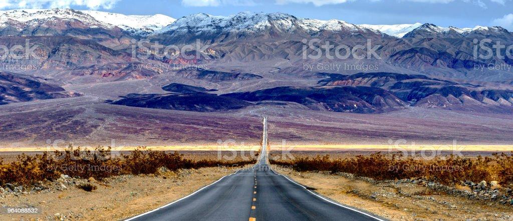 Desert Road - Royalty-free 2018 Stock Photo