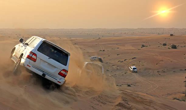 desert safari - sanddyn bildbanksfoton och bilder