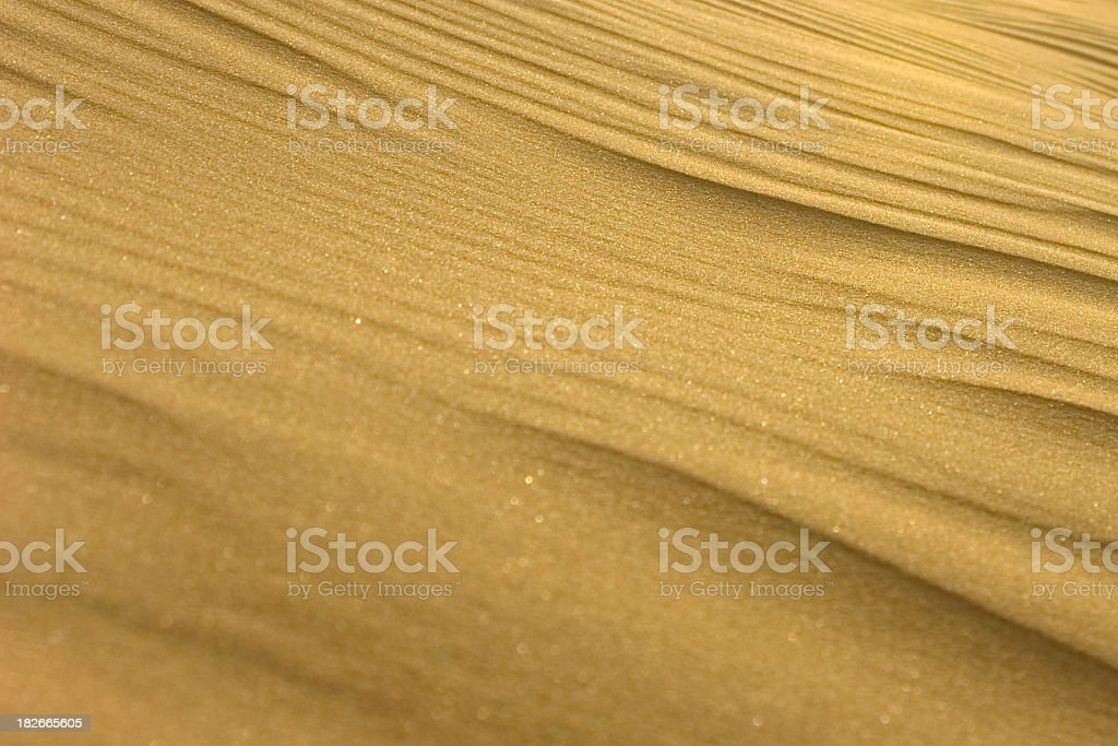 Desert sand background royalty-free stock photo