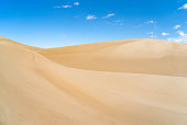 istock Desert Sand Dunes Background Copy Space 1322767228