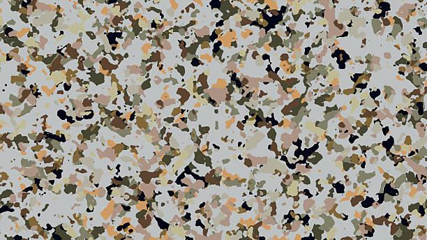 desert sand military camouflage. - flecktarn stock-fotos und bilder