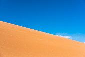 Atacama desert, driest desert in the world.