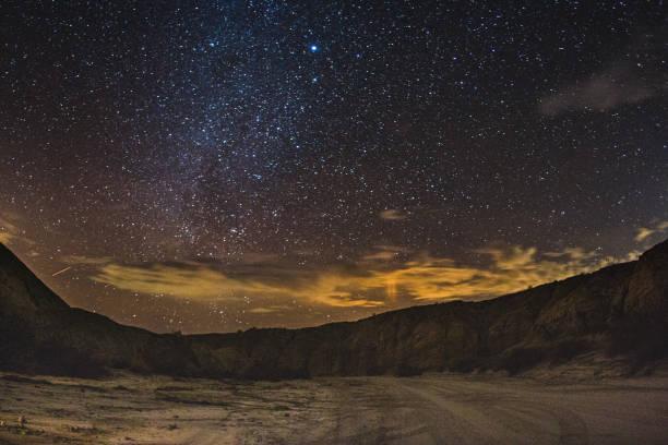 Desert Stars stock photo