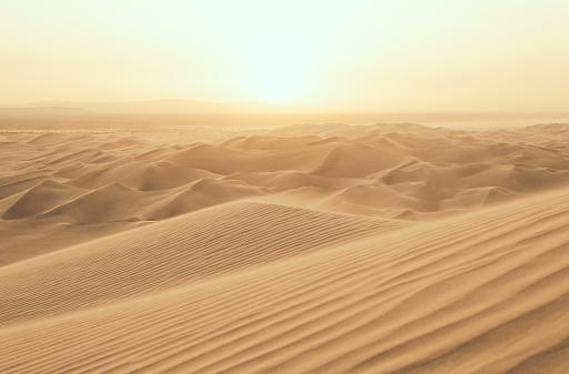 Wüstensonne Stockfoto und mehr Bilder von Abenteuer