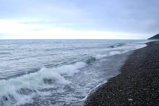 사람이 없는 해변 0명에 대한 스톡 사진 및 기타 이미지