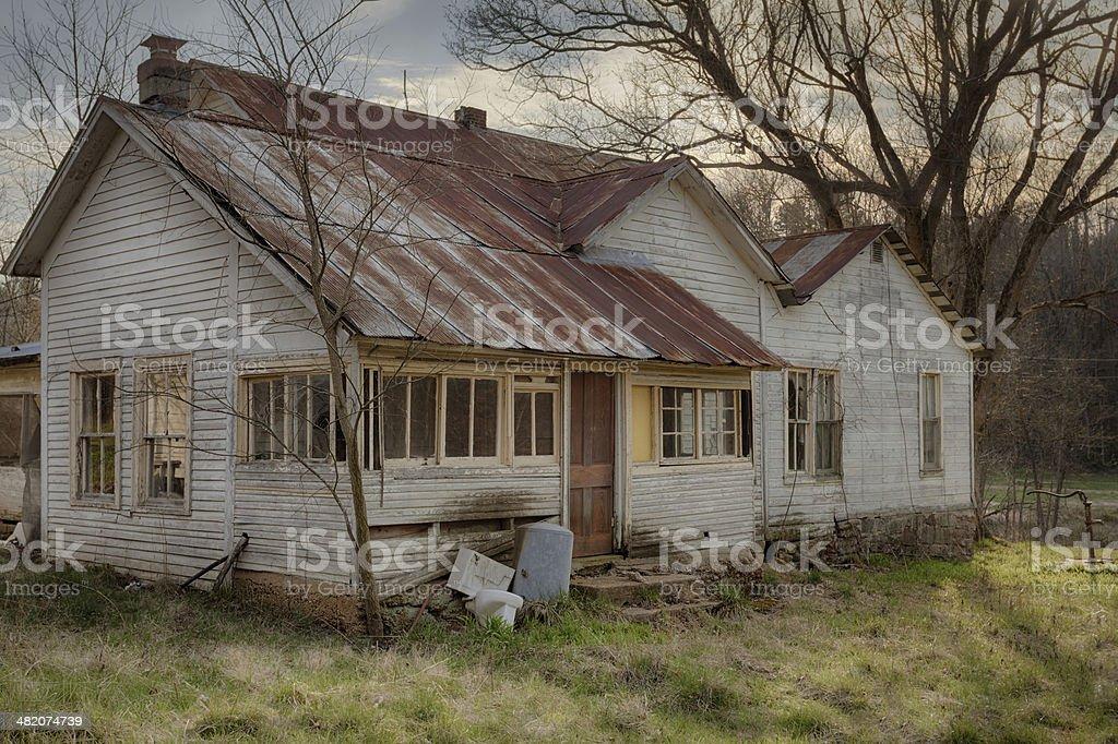 Deserto casa - foto de acervo
