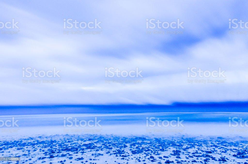 Desertic Beaches. stock photo
