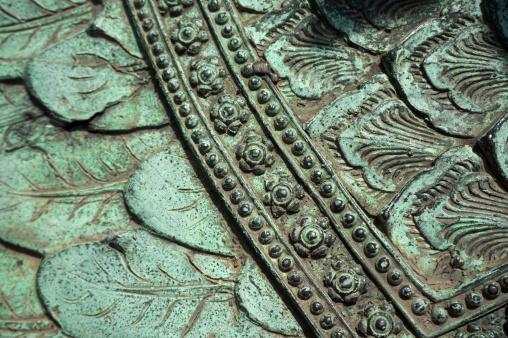 Design Carved In Metal
