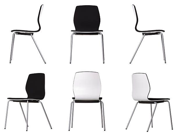 design elements | chairs - stoel stockfoto's en -beelden
