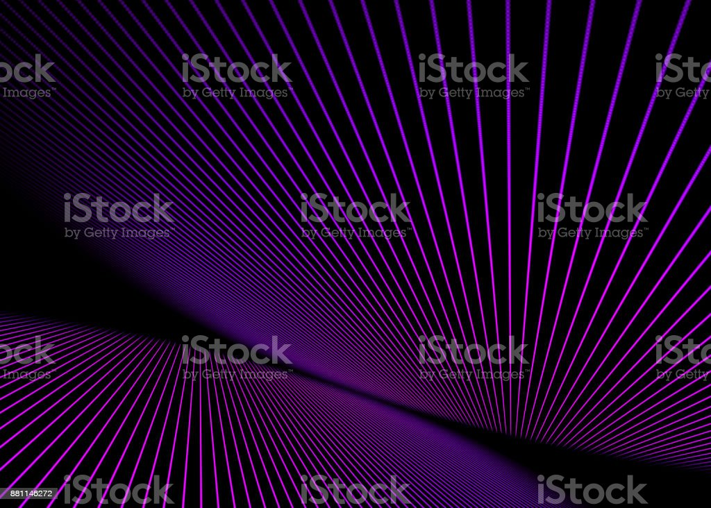 Design modern futuristic neurone cyber space flow background stock photo