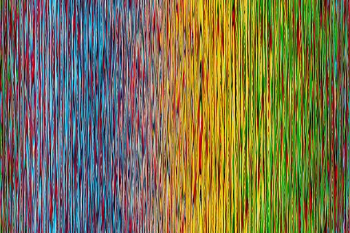 Design Multicolor Pattern Abstract - Diseño de Patron Abstracto