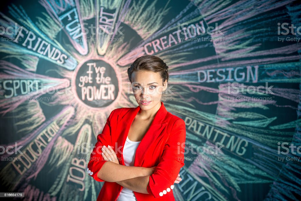 Design my business stock photo