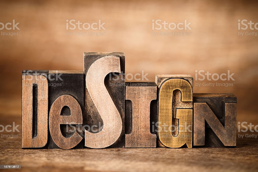 Design royalty-free stock photo