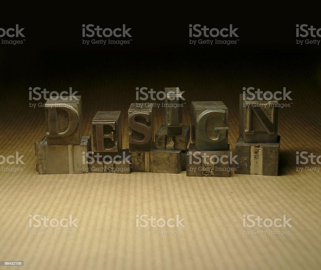 Di design foto stock royalty-free