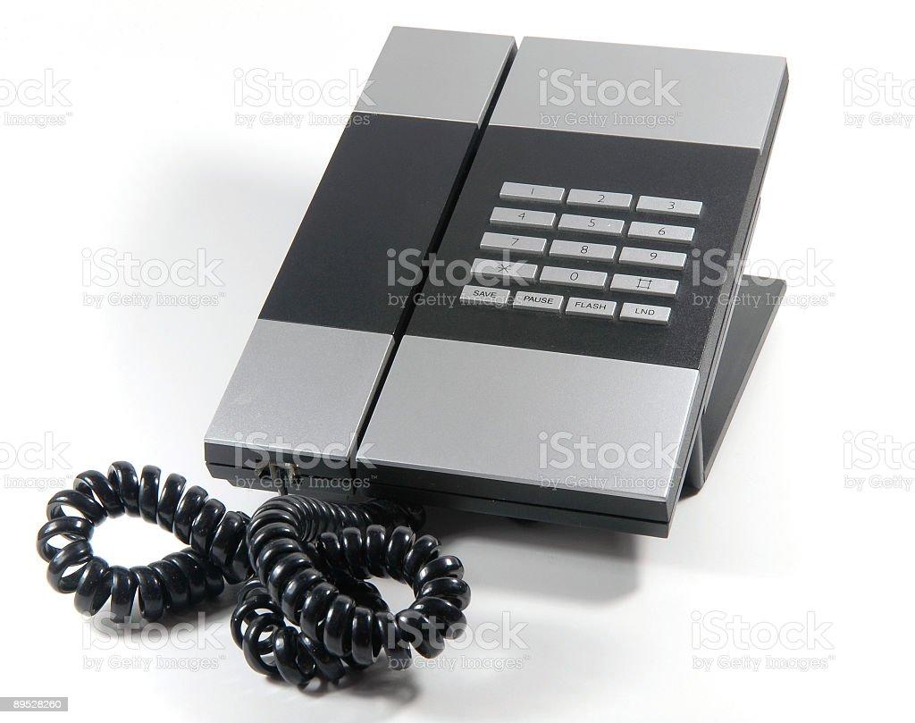 Design Telephone royalty-free stock photo