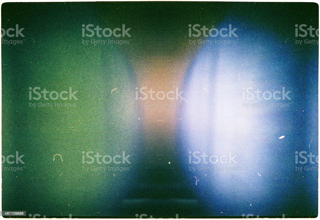 Designed film background stock photo
