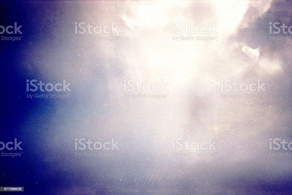 Designed film texture background stock photo