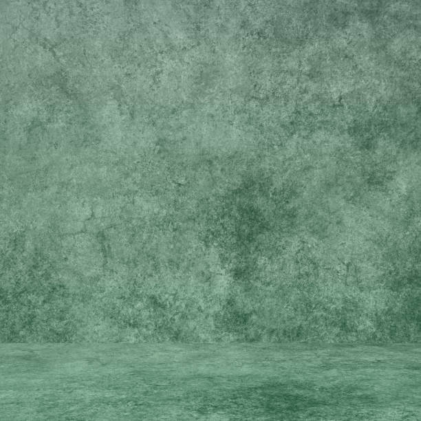 Designed grunge texture. Wall and floor interior background – zdjęcie
