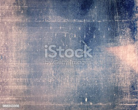 istock Designed medium format film background 988343356