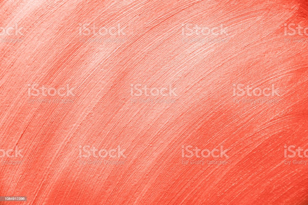 Designed painted by brush abstact textured background. stock photo