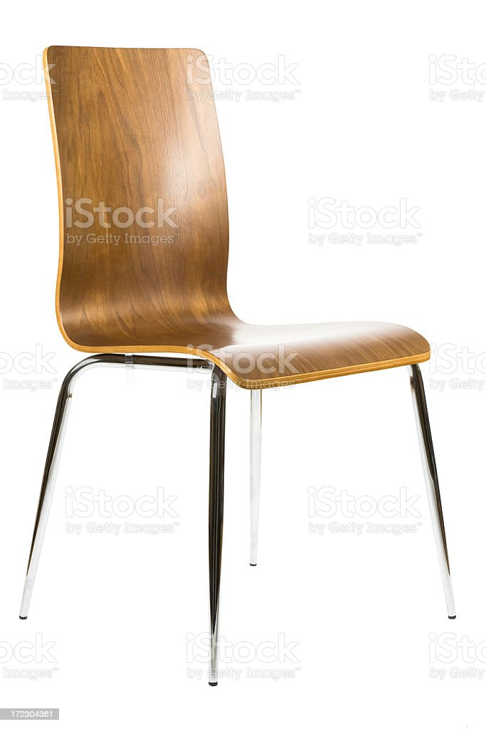 Designer chair royalty-free stock photo