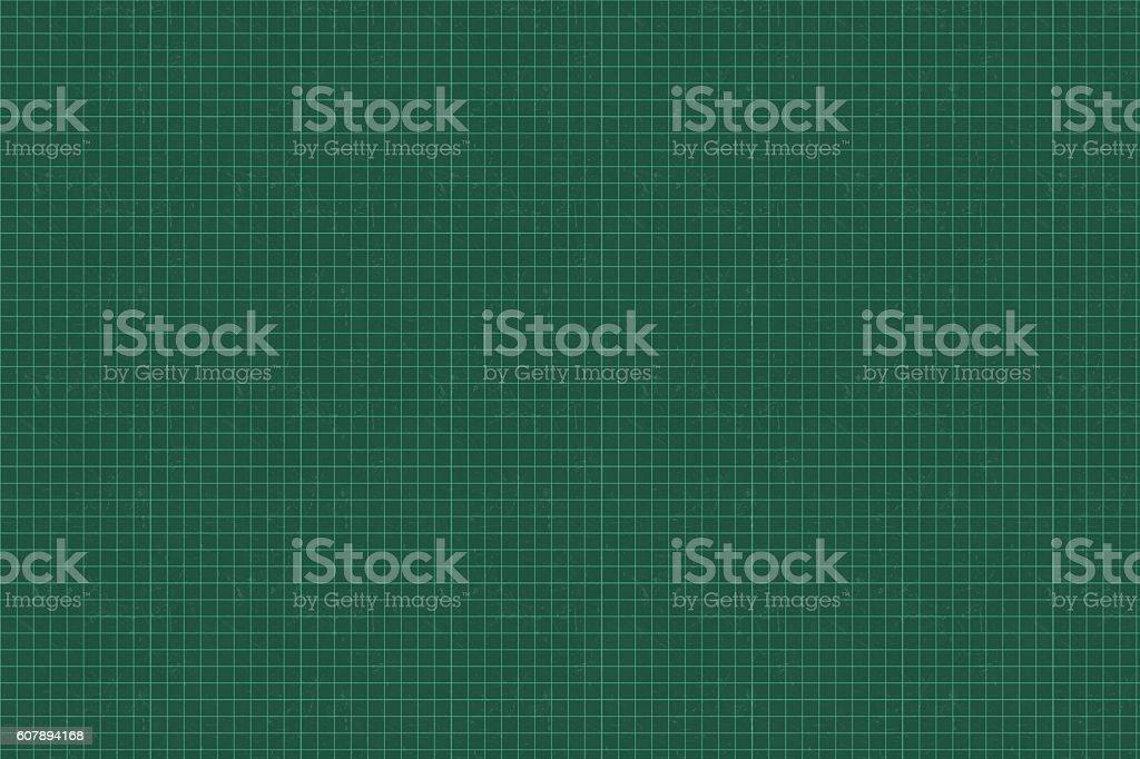 Designer Cutting Mat Grid Background stock photo