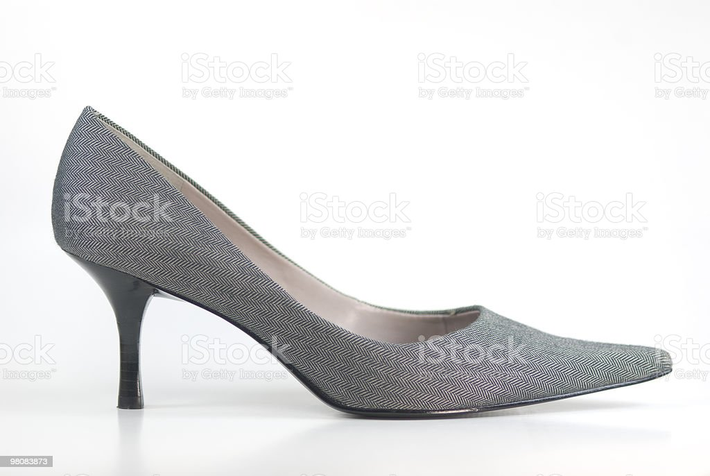 Designer scarpe tacco alto foto stock royalty-free