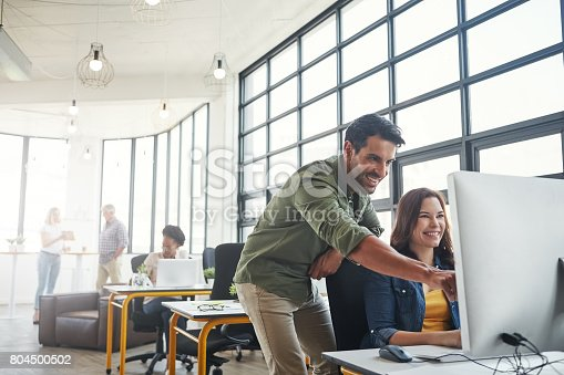 istock Designers must be technologically in tune with all changes 804500502