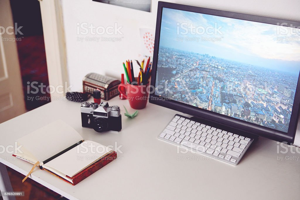 designers workspace
