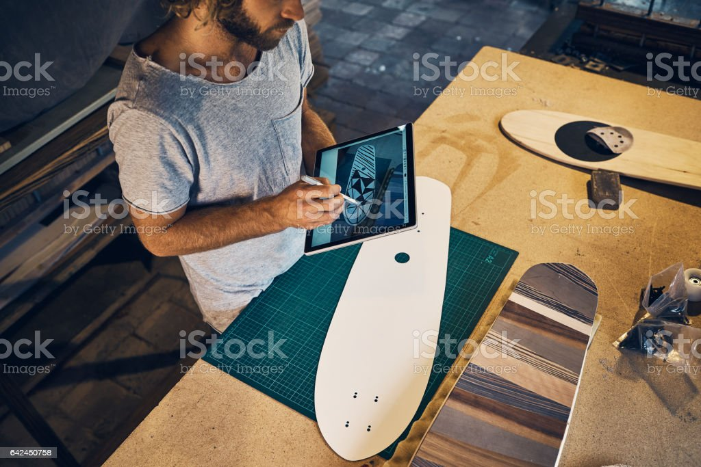 Designing a deck that will inspire envy stock photo