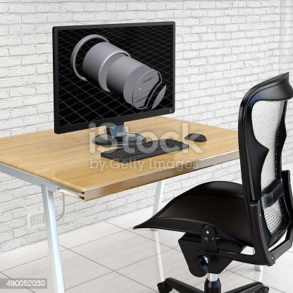 istock Designing a project 490052030
