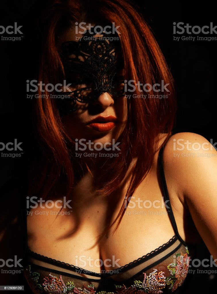 desire and passion stock photo