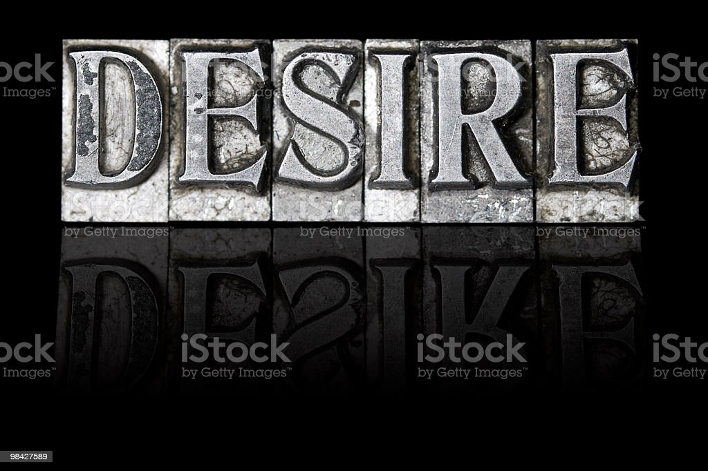 Desire royalty-free stock photo