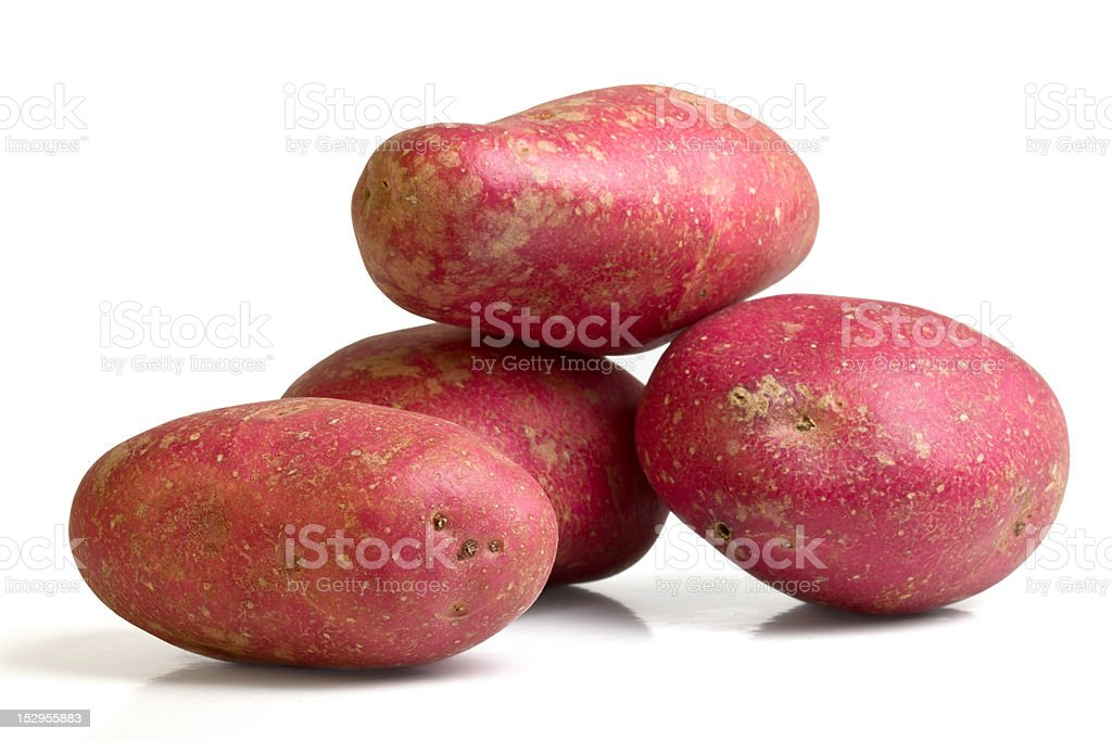 Desiree potato royalty-free stock photo