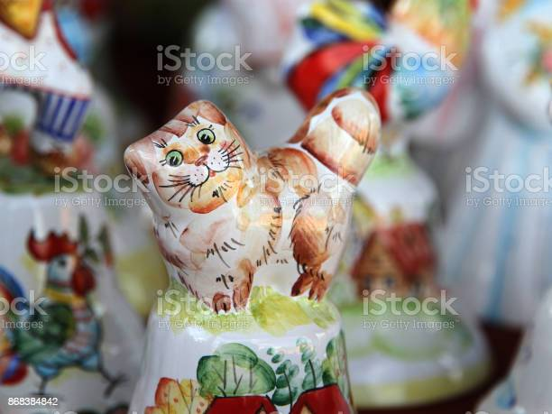 Desk at the flea market traditional russian handmade ceramic doll cat picture id868384842?b=1&k=6&m=868384842&s=612x612&h= pmshlyjdzeqr3livkld8gb3ifoptf3ajanwpvqz dm=